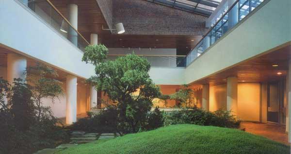 室内绿化景观