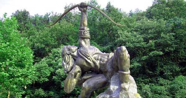 雕塑绿化景观工程
