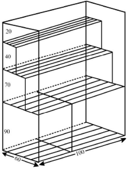 单排式组合架活动温室(A型)